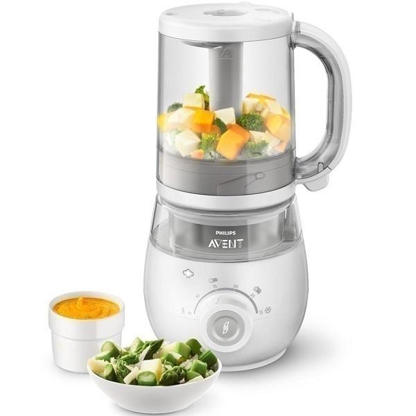 Robot cuiseur mixeur 4en1 avent la r f rence bien tre bio b b - Nouveau robot cuiseur ...