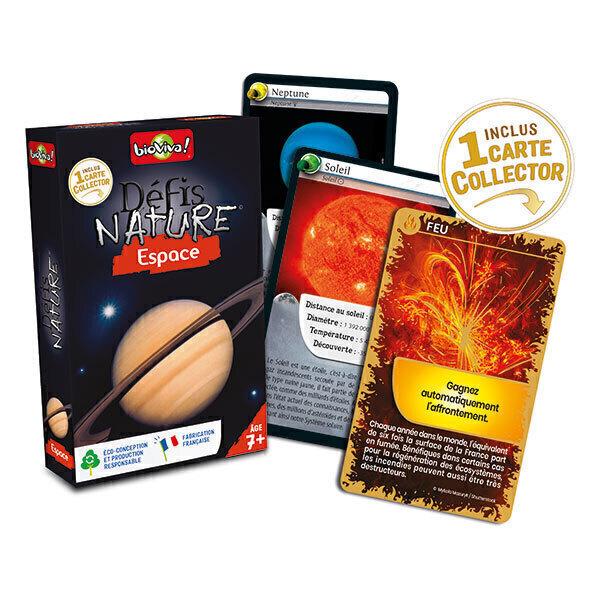 Bioviva - Defis Nature - Espace - Des 7 ans
