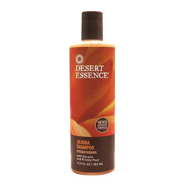 Desert Essence - Lot de 2 x Shampooing au Jojoba - 2 x 382 mL