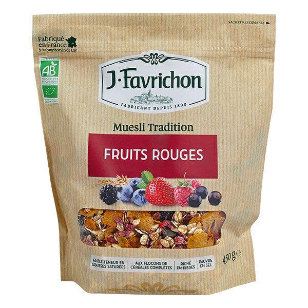 Favrichon - Muesli Superfruits 500g