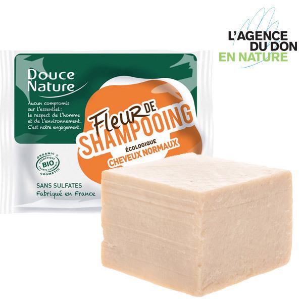 Packs don en nature - Pack don en nature Shampoing solide et Savon