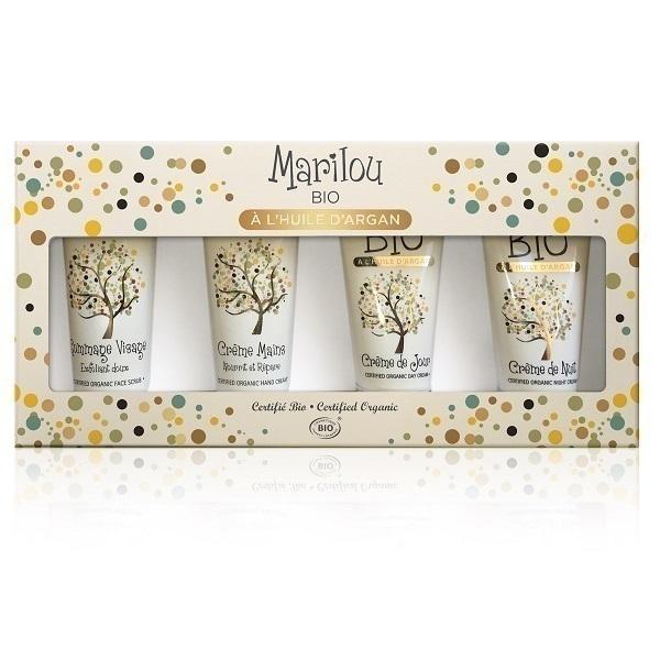 Marilou Bio - Coffret argan soins nourrissants