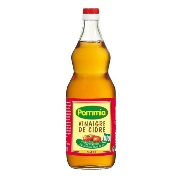 Pommia - Vinaigre de cidre filtré 5° 1L