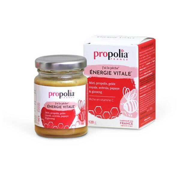 Propolia - Lot de 3 - Cure Energie Vitale