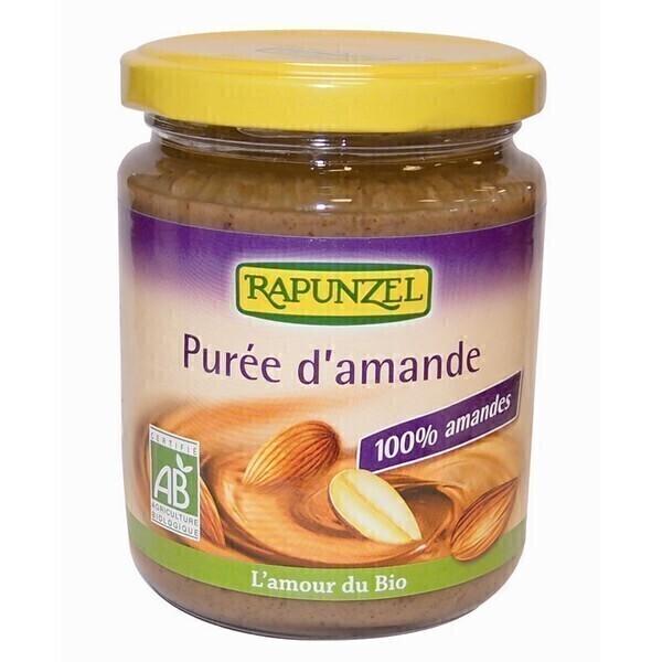 Rapunzel - Purée d'amande complète 250g