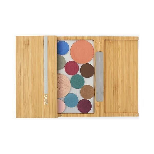 Zao MakeUp - Palette à remplir Bamboo Box