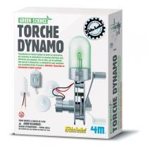 4M - Kit Construction Torche Dynamo - Dès 8 ans