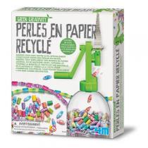 4M - Kit Création Perles en papier recyclé - Dès 5 ans