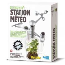 4M - Kit Station météo multifonction - Dès 8 ans