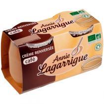 Annie Lagarrigue - Crème renversée café 2x125g