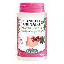 Aristée - Gélules confort urinaire propolis verte x60
