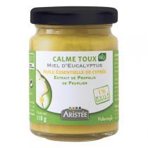 Aristée Pollenergie - Miel Essentiel Calme Toux bio 110g