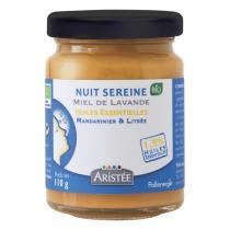 Aristée Pollenergie - Miel Essentiel Nuit Sereine bio 110g