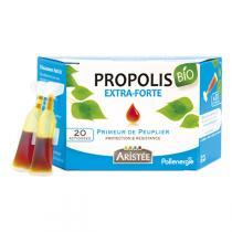 Aristée Pollenergie - Propolis extra forte bio en actidoses x20
