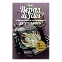 Aromandise - Livre recettes Repas de fêtes