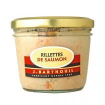 Barthouil - Rillettes de saumon 190gr