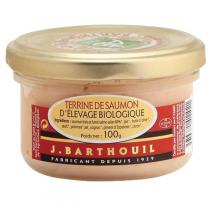 Barthouil - Terrine de Saumon 100g