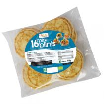 Biobleud - 16 Mini blinis 135g