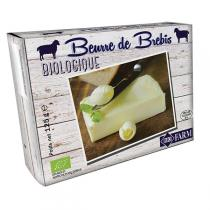 Biofarm - Beurre de lait de brebis 125g