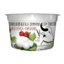 Biologica - Mozzarella bufflonne tressée 250gr