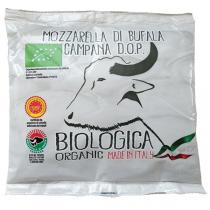 Biologica - Mozzarella de bufflonne 125g