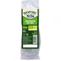 Bioporc - Saucisson sec pur porc 200gr