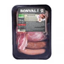 Bonval - Choucroute garnie 1.135kg