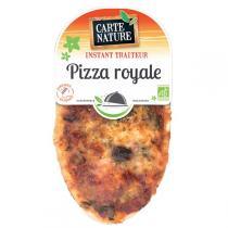 Carte Nature - Pizza royale 150gr