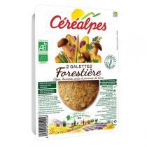 Céréalpes - 2 Galettes forestières 180gr