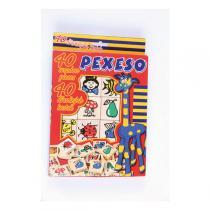 Detoa - Mémo 40 pièces en bois