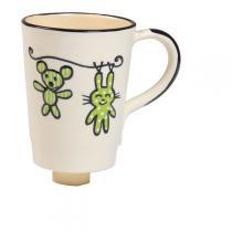 Ecodis - Mug décor vert