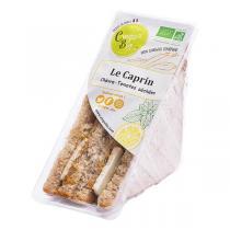 Croquez bio - Sandwich Le chèvre 150g