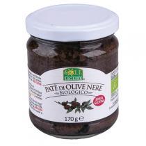 Il Sole della riviera Ligure - Tapenade d'olives noires - 170g