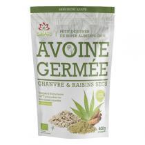 Iswari - Avoine Germée sans Gluten Plante Divine 400gr