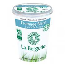 La Bergerie - Fromage blanc brebis nature 400g