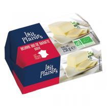Lait Plaisirs - Beurre de baratte doux 250g