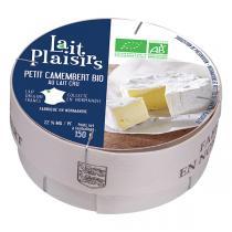 Lait Plaisirs - Camembert bio Normandie 250g