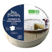Lait Plaisirs - Coulommiers lait cru bio 350g