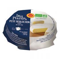 Lait Plaisirs - Petit reblochon AOP lait cru 240g