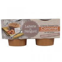 Laiterie du Périgord - Crème dessert caramel 4x105g