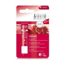 Lavera - Baume à lèvres repair Grenade & noix du brésil 4,5gr