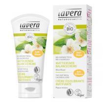 Lavera - Crème équilibrante matifiante thé vert bio 50ml