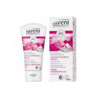 Lavera - Crème hydratante 24h Rose sauvage bio 50ml