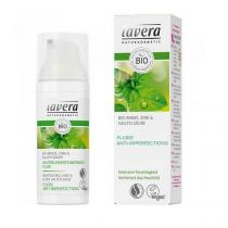 Lavera - Fluide anti-imperfections menthe bio 50ml