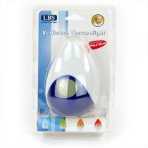 LBS Puériculture - Veilleuse bébé rechargeable Thermolight