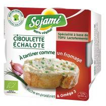 Le Sojami - Tartimi Ciboulette Echalote 125g