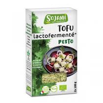 Le Sojami - Tofu lactofermenté pesto 200g
