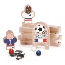 Les Jouets Libres - Jeu de billes Rouletabille Football Team France