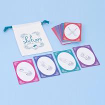 Les Jouets Libres - Jeu de cartes Shifumi