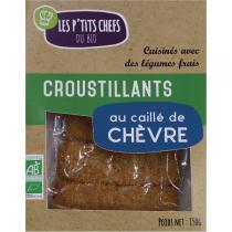 Les P'tits Chefs du Bio - Croustillant chèvre 5x30 g